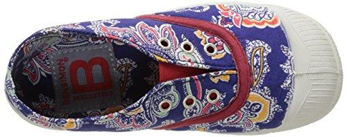 Bensimon - Tennis Elly Liberty, Sneaker Unisex – Bambini Multicolore (9882 Bandana)