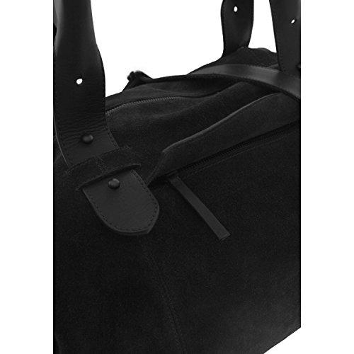 IKKS - Sac de voyage noir pour homme (MI95113) taille 36 cm noir