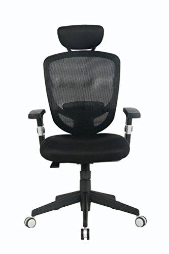 Chollo viva office silla ergon mica de oficina de malla de for Sillas oficina amazon