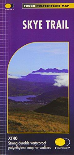 Skye Trail por Harvey Map Services Ltd.