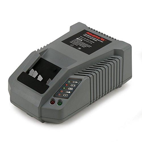 Preisvergleich Produktbild POWERAXIS Ladegeräte für Bosch 14,4V 18V Werkzeugakkus mit Li-ion Battery für BOSCH BAT614, BAT618, AL1860