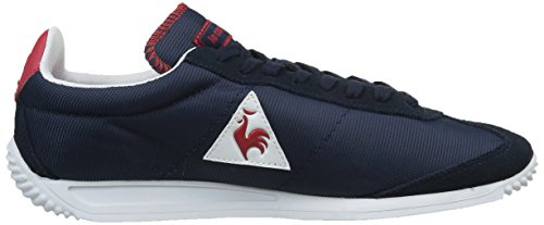 Le Coq Sportif Quartz, Baskets Basses Mixte Adulte Bleu (Dress Blue)