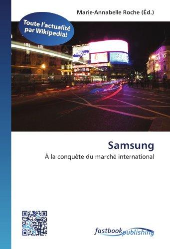 Samsung: À la conquête du marché international