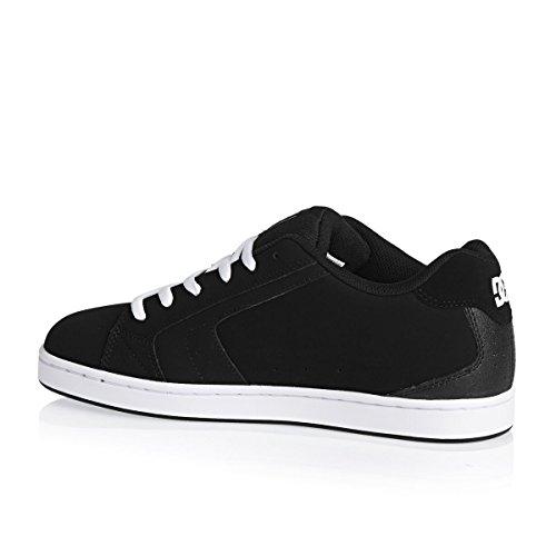 DC NETXKWS Herren Sneakers Schwarz (Black/Black/White)