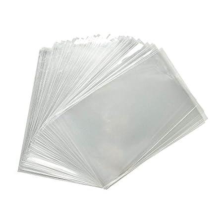 kgpack 200 Cellophantüten klar 7 x 10 cm Zellophantüten Tütchen transparent kleine Kindergeburtstag Gastgeschenke…