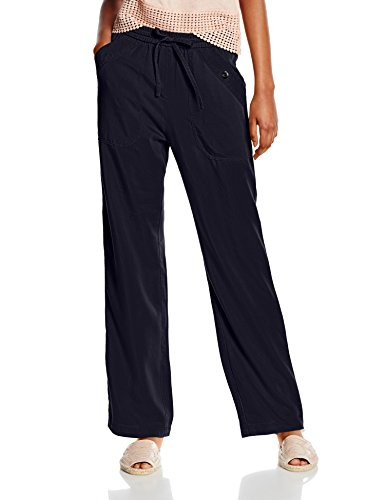 Marc O'Polo Damen Hose Blau (stormy sea 876)