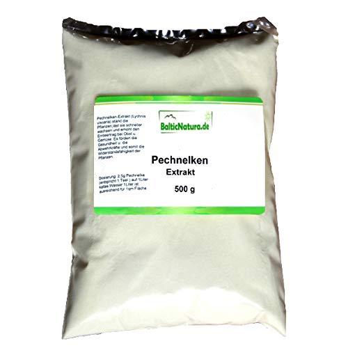 BalticNatura Pechnelkenextrakt (500 g) Pflanzenstärkungsmittel Pechnelken Extrakt Pechnelke Pulver -