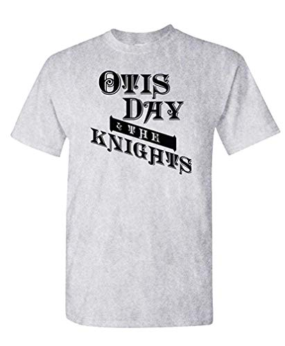 Otis Day The Knights - 70s 80s Retro - Mens Cotton T-Shirt XL