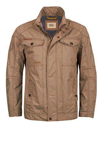 Preisvergleich Produktbild Camel Active Herren Blouson Jacke Beige/grau 430910/1-12/07Gr. (48)