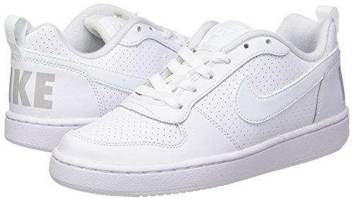 nike court borough low gs zapatillas de baloncesto unisex