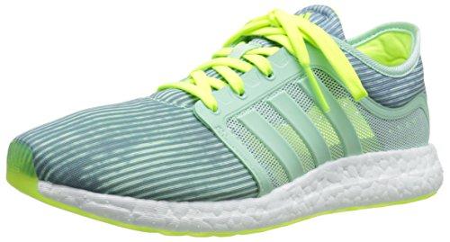 Adidas Performance Cc Rocket Boost W Chaussure de course, vert / vert / jaune, 5,5 M Us Green/Green/Yellow