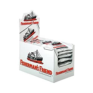 Fisherman's Friend Extra Strong Mints - 12 Pack Display Case