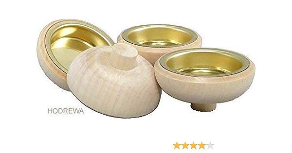 Ersatzteil Teelichteinsatz Ø der Tülle 5cm,Ø vom Zapfen 14mm  NEU Ersatz Teile