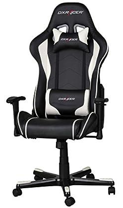 DXRacer Asientos de juego Formula Gaming Chair, negro