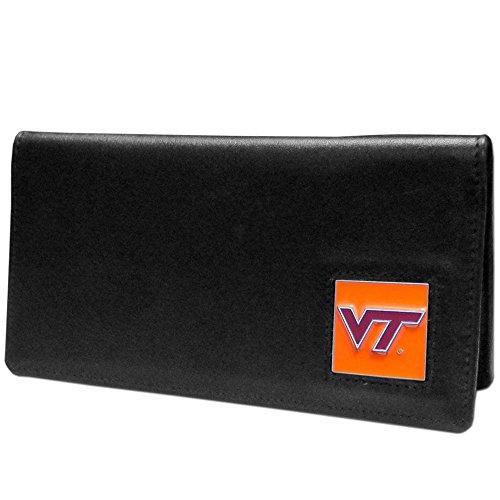 ncaa-virginia-tech-hokies-leather-checkbook-cover