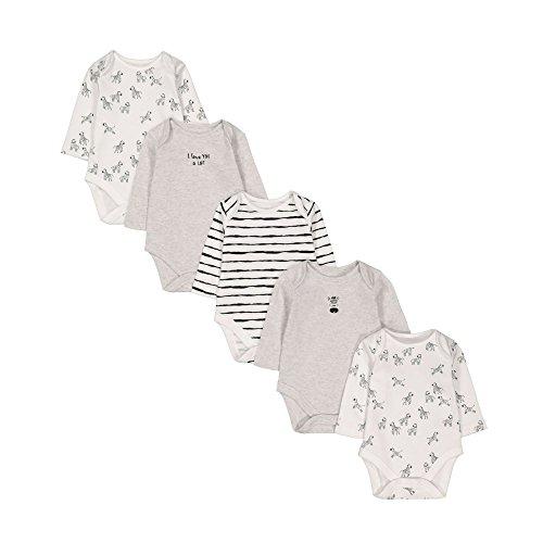 Zebra Bodysuit - Mothercare Baby Formender Body Unisex 5