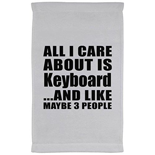 Alle mir der ist Tastatur und wie vielleicht 3Personen–Küche Handtuch, Mikrofaser Velours Handtuch, beste Geschenk für Geburtstag, Weihnachten, Thanksgiving, Neues Jahr, Jahrestag (Kit Jahre Neue)