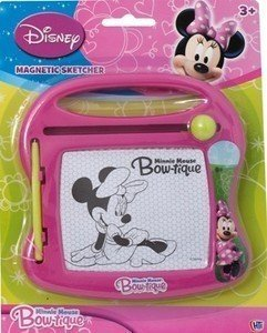 Image of Minnie Mouse Magnetic Sketcher