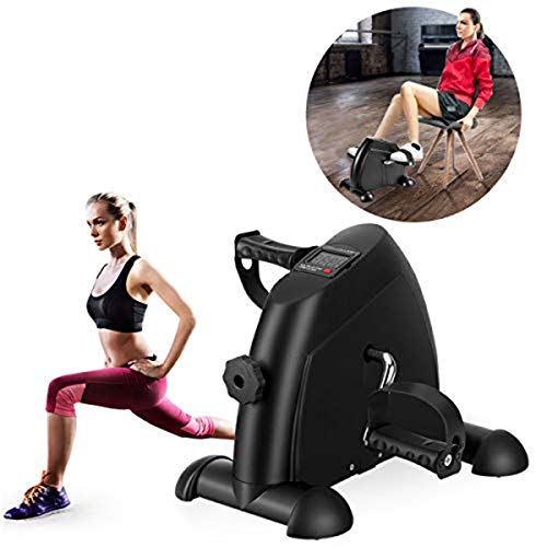 Berry Collection LCD Display Exercise Pedal Bike Indoor Fitness Resistance...