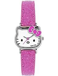 Hello Kitty Kinder-Armbanduhr Analog Kunststoff Rosa HK004