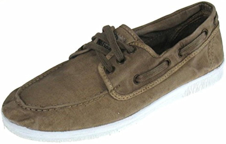Azalian Zapatos ZALIAN Nt 613 Náutico Textil Beige Beige 40