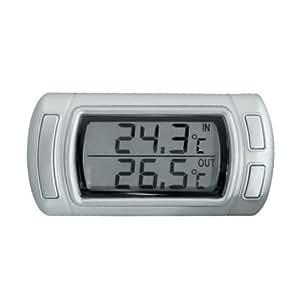 alpin 73407 innen aussenthermometer mit eiswarner auto. Black Bedroom Furniture Sets. Home Design Ideas