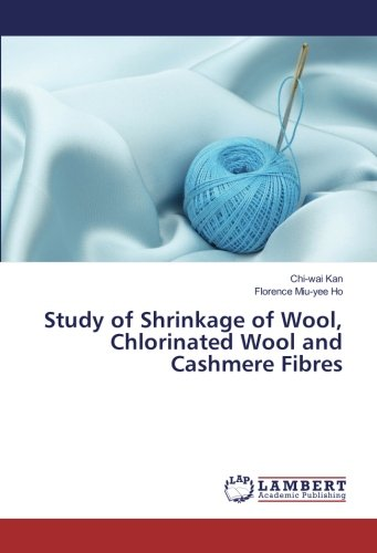 Study of Shrinkage of Wool, Chlorinated Wool and Cashmere Fibres