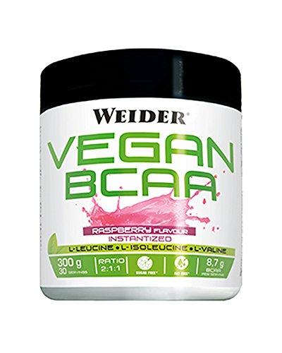 Weider WJW.252109 Victory Vegan BCAA 2:1:1 Frambuesa 300 Gram