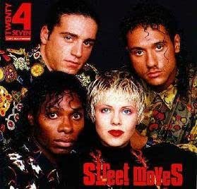 Street moves (1990, feat. Captain Hollywood)