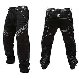 Thrasher 3 Pantalon-Noir/gris-Grande taille   DG4