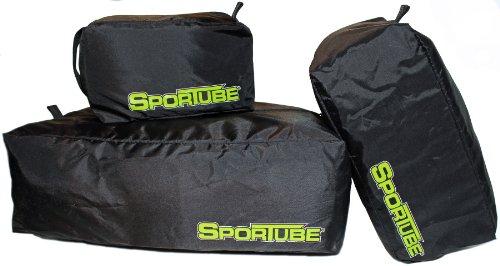 sportube-nngpks3-pacchetto-marcia-nero-taglia-unica