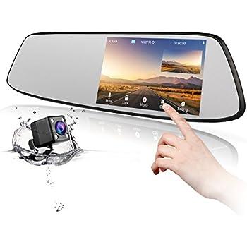 5 X Small In Car Camera Recording Stickers Cctv Amazon Co