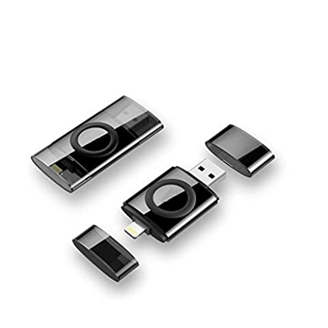jingzou Doppelte Abdeckung 64 G-U-Disk für das Apple Handy U-Disk