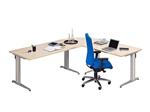 Schreibtisch XS16 Buche - 5