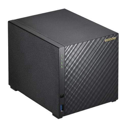 AS3204T v2 Ethernet Negro NAS