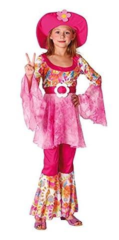 Boland 86928 - Kinder-Kostüm Happy Diva, Größe 104-116 (70er Jahre Disco-kostüme Für Kinder)