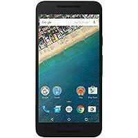 "LG NEXUS 5X H791 SIM única 4G 32GB Negro - Smartphone (13,2 cm (5.2""), 32 GB, 12,3 MP, Android, 6.0, Negro)"