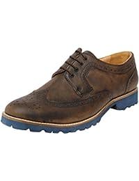 San Frissco Men's Brogue Shoes