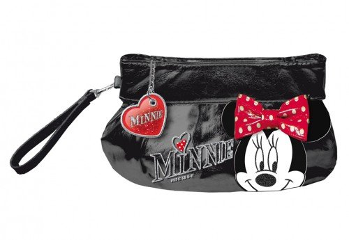 United Labels AG 806549 – Disney Minnie Mouse Sacoche noir