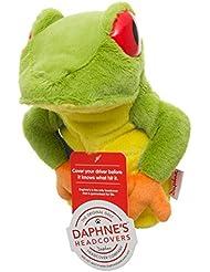 Daphne 's rana–híbrido de golf, Unisex, Frog, verde y amarillo, No se aplica