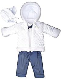 Amazon.fr   50 à 100 EUR - Costumes de baptême   Bébé garçon 0-24m ... 8d35aaf362a