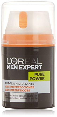L'Oreal Paris Men Expert Cuidado Hidratante Piles Rebeldes Pure Power - 50...