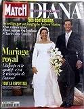 PARIS MATCH N° 2525 du 16-10-1997 DIANA - SES CONFESSIONS RECUEILLIES PAR SON BIOGRAPHE ANDREW MORTON - MARIAGE ROYAL - L'INFANTE ET LE SPORTIF. Azzedine Alaia C'Etait De Gaulle Guillaume Durand et Julien Clerc Halte au divorce Kim Basinger Lady Di le bonheur n'aura durE qu'un EtE Mariage de Cristina d'Espagne Mariage de l'infante Cristina d'Espagne Maurice Papon le devoir de vEritE Philippe Vigand vivre malgrE tout Requin contre albatros S.O.S. oursons Sylvester Stallone