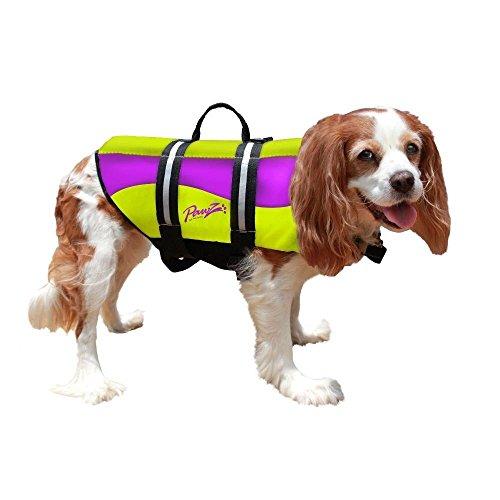 Pawz Pet Products Schwimmweste für Hunde, Neopren,