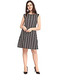 J B Fashion J B Women Dress with Sleeves Less, Fancy Dress Under 349 Top for Women/Girls Dress