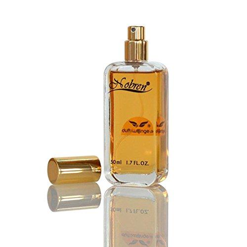 "duftzwillinge ®   Nobren T3 DAMEN Eau de Parfum DUPE ""AUSSERIRDISCH"" orientalisch blumig   DUFTZWILLING 50ml EdP Spray"