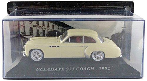 promocar-pro10357-delahaye-235-coach-1952-echelle-1-43-blanc