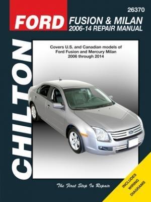 ford-fusion-mercury-milan-chilton-automotive-repair-manual-06-14