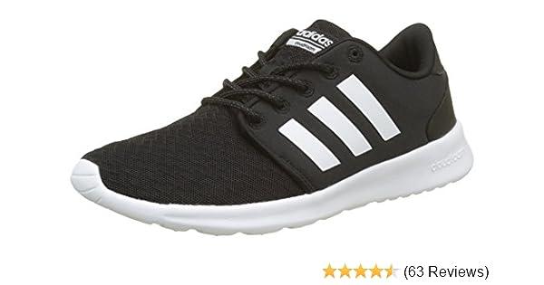 reputable site 4e54d 825a2 adidas Damen Cloudfoam Qt Racer Fitnessschuhe adidas Amazon.de Schuhe   Handtaschen