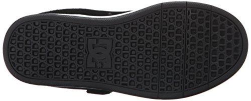 DC, Scarpe da Skateboard bambini Black/Camo Print